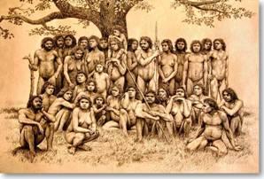 Retrato de familia hace 800.000 años